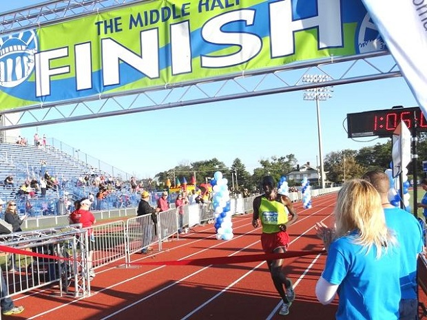 Are you ready for the annual Middle Half? Register NOW...