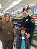 Murfreesboro Police took children shopping for Christmas