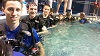 Civil Air Patrol Cadets from the Smyrna Squadron participate in education NASA diving trip