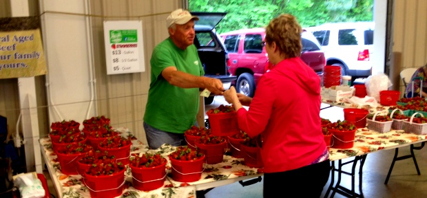 Rutherford County Farmer's Market Classes This Week