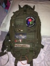 Stolen U.S. Marine Backpack Recovered - Bronze Star and Purple Heart on Pack Unharmed