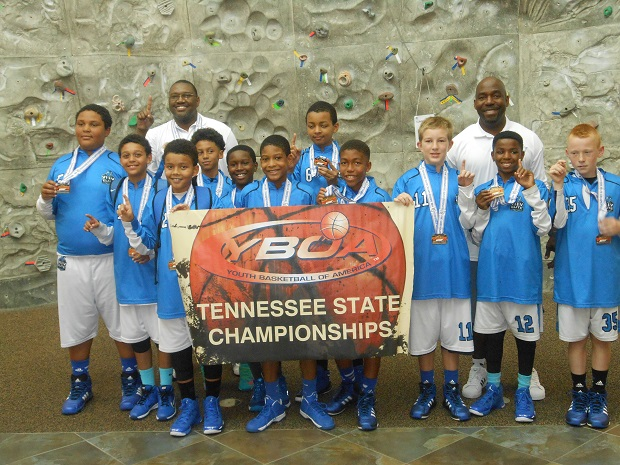 Middle Tennessee Youth Basketball 4th Graders Take  Home the GOLD at MTSU | Middle Tennessee Youth Basketball