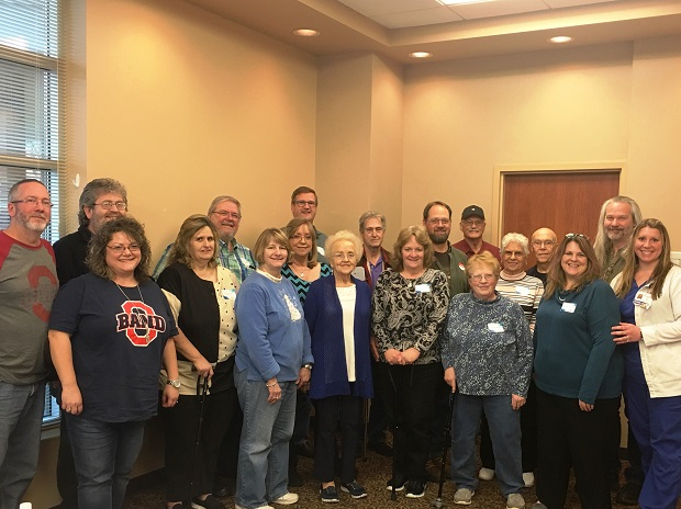 Stonecrest Holds Reunion for Center for Joint Replacement Patients
