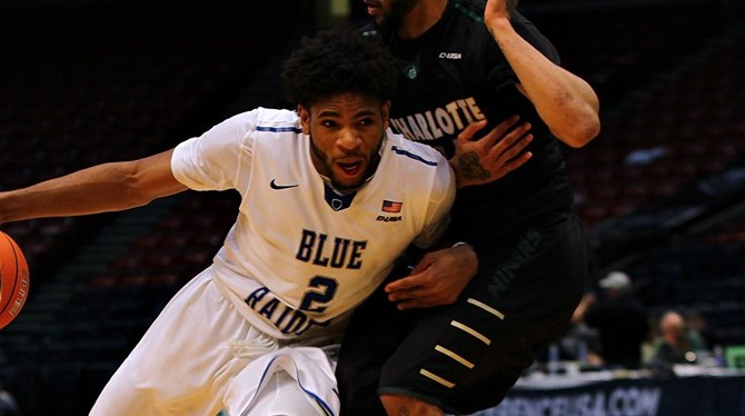 Blue Raiders Advance to the C-USA Quarterfinal