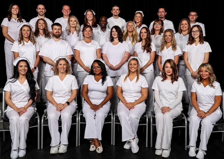 Motlow State Smyrna campus Nursing Graduates