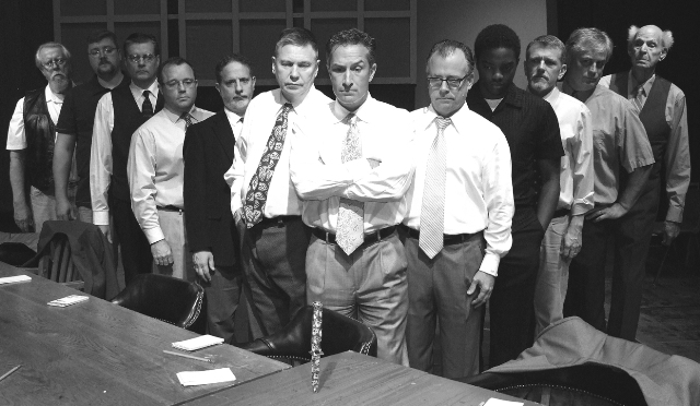 12 angry men review 5 Movie reviews for 12 angry men mrqe metric: see what the critics had to say and watch the trailer.