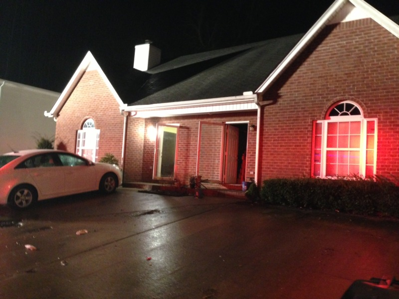 MFRD Responds to Duplex Fire at 1507 Middleborough Court
