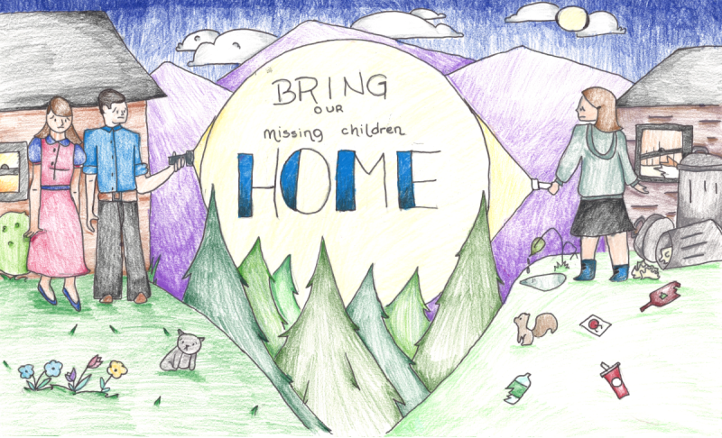 TBI Announces 2019 Missing Children's Day Poster Contest