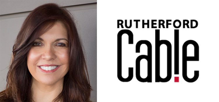 Marcela Gómez is Keynote Speaker for  RUTHERFORD Cable Meeting Tuesday, May 8
