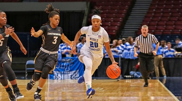 Lady Raiders fall in C-USA semis