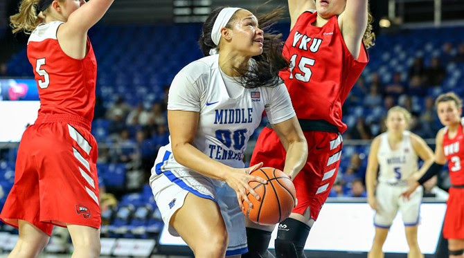 Lady Raiders Invited to WNIT; At Ball State Thursday (5:30p airtime on WGNS)