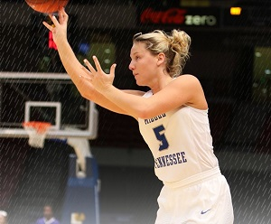 Lady Raiders Beat Morehead St. 67-58 in WNIT