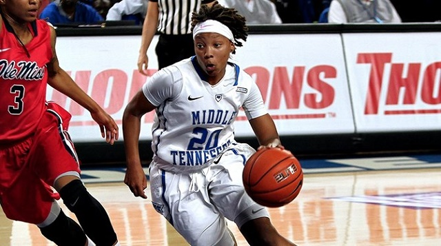 MT Takes Down Ole Miss in WNIT