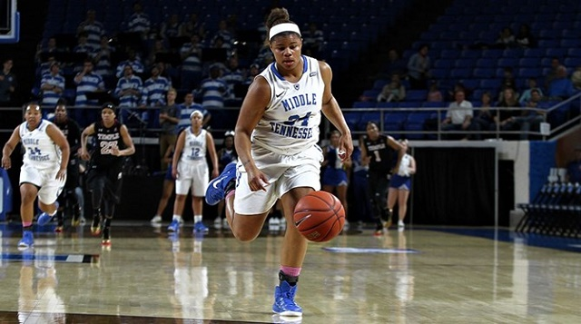 Lady Raiders WNIT Run Ends vs. Temple