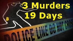Murfreesboro's 3rd Murder In 19-Days