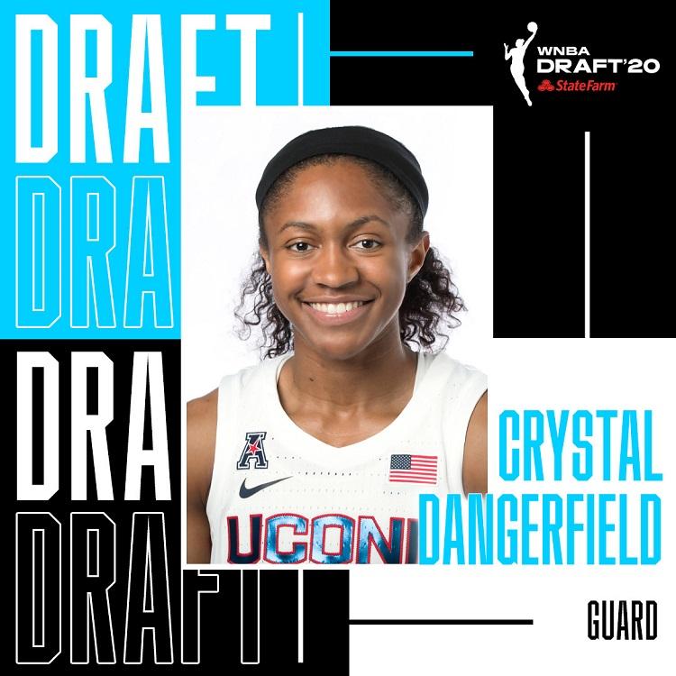 Former Blackman Star Headed to WNBA