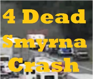 Fatal I-24 Crash Saturday Morning in Smyrna