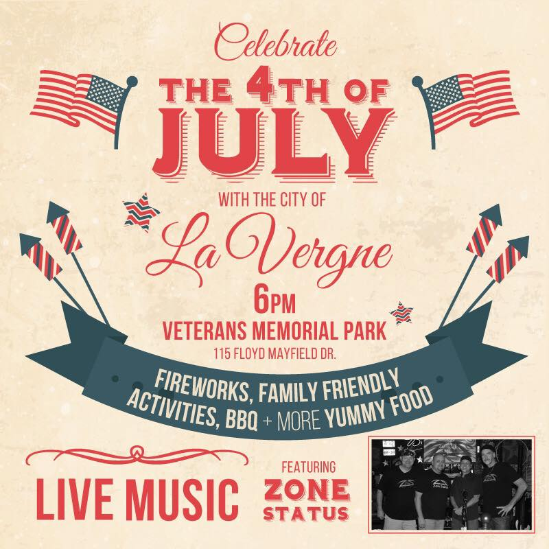 La Vergne Gears Up for Independence Day