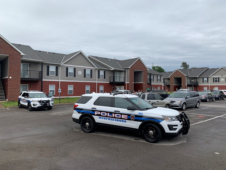 Murfreesboro Police Investigating Death at Chariot Pointe Apartments