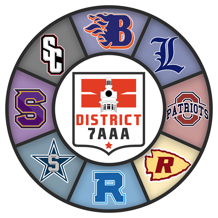 District 7AAA Basketball Standings