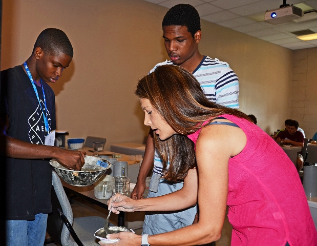 MTSU's ACE Camp Has Future Builders and Designers