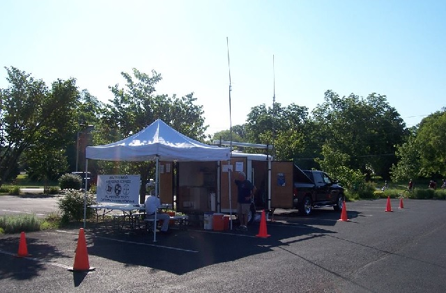 Ham Radio Field Day Starts 1PM Saturday at StoneCrest