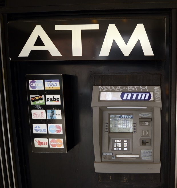 Record-High ATM Fees