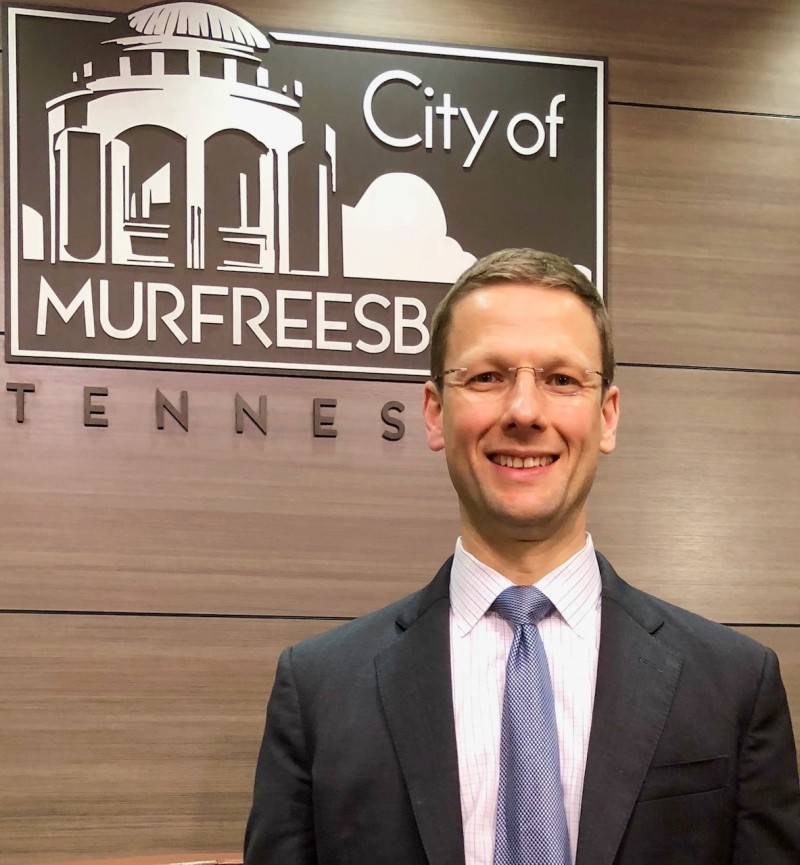 Tucker Tabbed Murfreesboro City Attorney