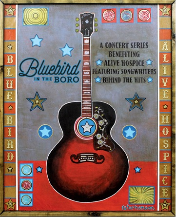 Bluebird In The 'Boro Coming February 26 and 27