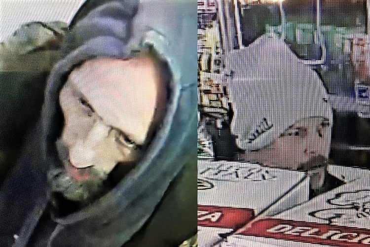Almaville Market Robbed...Do You Know These Men?