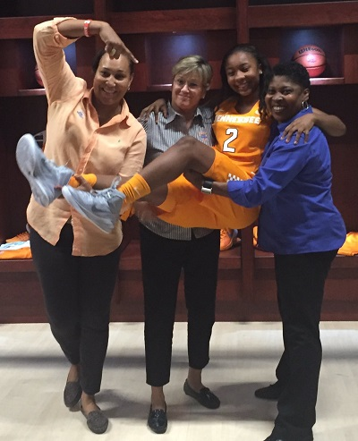 RuCo Prep Basketball Star Commits to Lady Vols | Anastasia Hayes, Riverdale, Lady Warriors, University of Tennessee, UT, Lady Vols, NewsRadio WGNS, Murfreesboro news, Murfreesboro sports