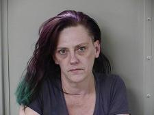 Fall Creek Drive Woman Arrested for Theft & Forgery