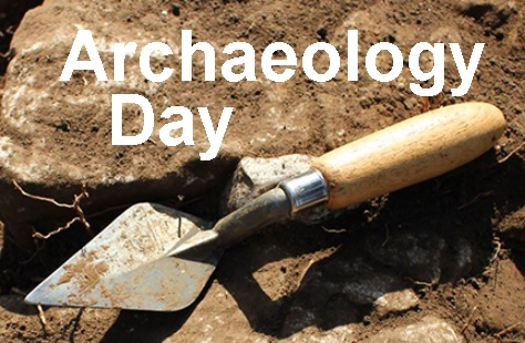 ARCHAEOLOGY DAY Sept. 23 at Oaklands Park