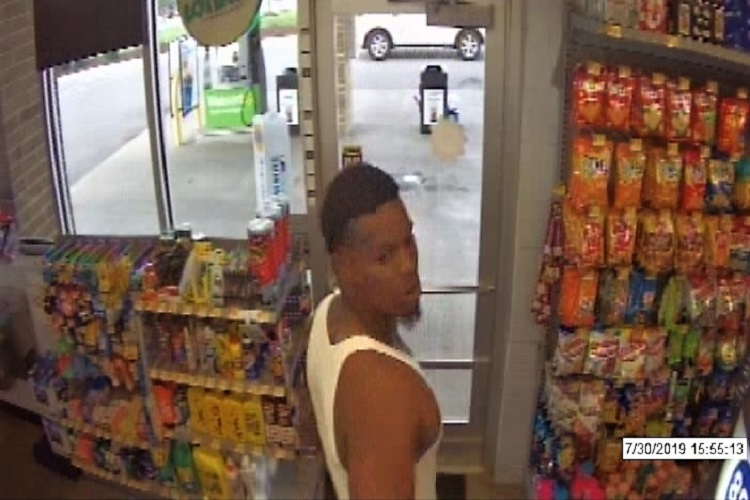 Suspect In Counterfeit Money Purchase