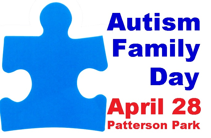 APRIL 28: Autism Family Day at Patterson Park