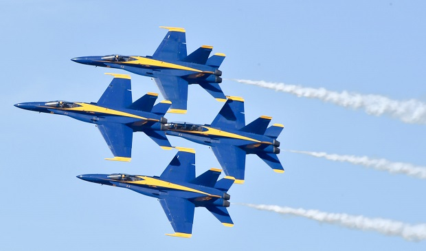 U.S. Navy Blue Angels to Return to Smyrna Air Show in 2019