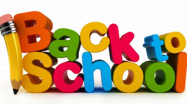 Back to School This Week