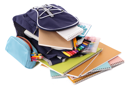 East Main Church of Christ FREE Backpacks program