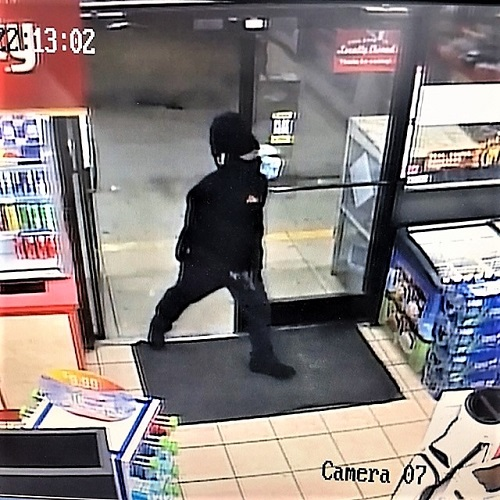 RSCSO needs your help...do you recognize suspect?   Murfreesboro, RCSO, Blackman Market, armed robbery, WGNS