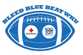 BLOOD DRIVE: Bleed Blue Beat WKU