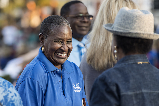 MTSU trailblazer, community leader Gloria Bonner to retire March 1