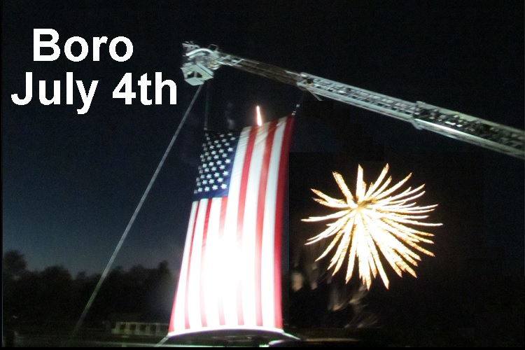 Boro 4th of July Celebration