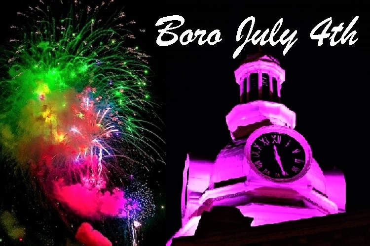 Boro 4th of July
