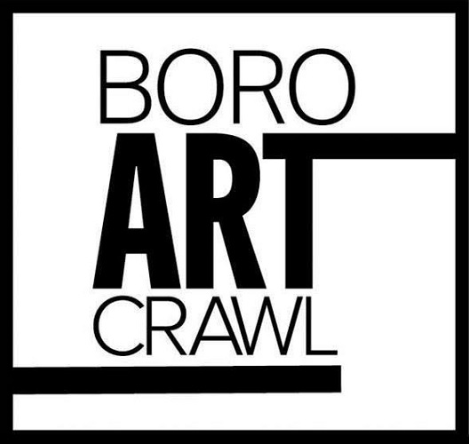 Boro Art Crawl--plus reception in City Hall Rotunda