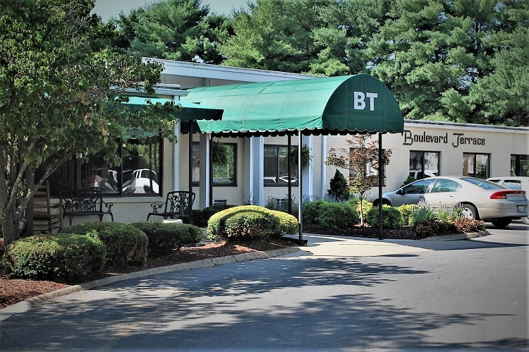 There are now four resident deaths reported at Boulevard Terrace Rehabilitation and Nursing Center here in Murfreesboro due to COVID-19.