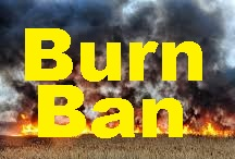BURN BAN is now in effect for Rutherford County
