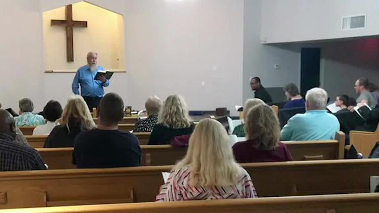 Year Anniversary of Burnette Chapel Church of Christ Shooting