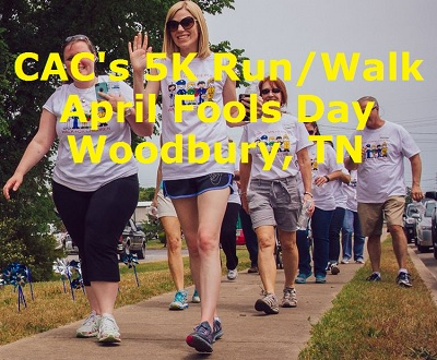 CAC's April Fools Day 5K In Woodbury