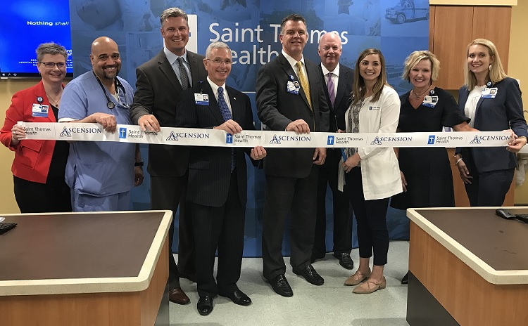 St. Thomas Rutherford Hospital Opens New 25-Bed CDU