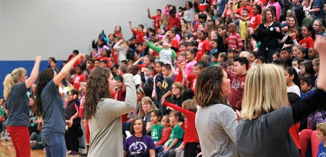 Cedar Grove Elementary Celebrates 20-Years